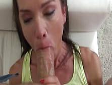 Roccosiffredi Submissive Babe Chokes On Cock