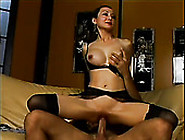 Busty Asian Mommy In Hot Stockings Rides Bbc Greedily