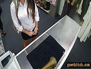 Phat Ass Babe Pounded With Pawnkeeper At The Pawnshop