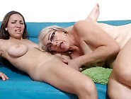 Hot Young Blonde Fingering Pussy And Ass