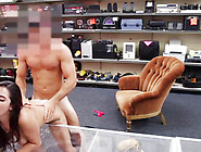Petite College Teen Show Her Tits And Gets Fucked Hard