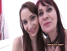 Real Mother And Daughter Hardcore-Hd