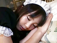 Pretty Maid Rina Matsuoka Ass Busted In Asian Anal