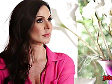 Young Boy Fucks Busty Milf Kendra Lust While Her Husband Is At W