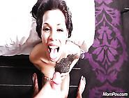 Exotic Brunette Filipino Spinner Milf Nailed Hard In Pov