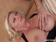 Attractive Blonde Haired Milf Devon Lee