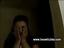Sister Caught Brother On Bathroom With Playboy Magazines Incestt
