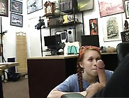 Blowjob Cum Up Shits Creek Without A Paddle