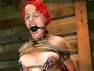 Sloane Soleil Enjoys Being Beaten And Tormented In Bdsm Scene