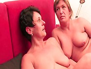 Slutty Thick Mature Granny Getting Her Lusty Pussy Fucked Hard I