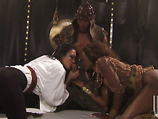 Nyomi Banxxx Wants This Blowjob Session With Hot Guy To Last For
