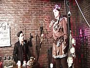 Paul Chaplin Fucks Horny Damsel In Various Positions