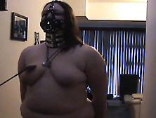 Bondage Enjoyment With Our Fat Slaves