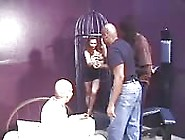 Caged To Get Fucked