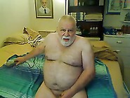Grampa Plays Naked