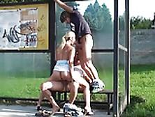 Public Sex - Busstop