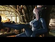 Dark Elf Sex In Skyrim