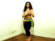 Syrian Girl Dancing Non-Nude
