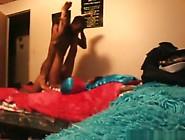 Black Girl Couple Homemade Sextape