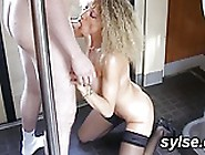 Milf And Young Boy In Train Before Orgy With Teens