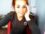 Fast Dildo Fuck On A Webcam Show