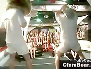 Public Blowjobs From Group Of Amateur Cfnm Babes