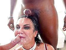 Busty Brunette Milf Jasmine Jae Wants To Feel Massive Cocks