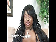 Taylor Juggs - Big Black Bbw