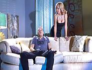 Parker Swayze Caught Her Stepdaughter's Boyfriend Watching Porn