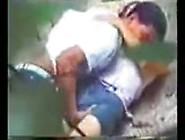 Indian Village Girl Enjoys Sex In Jungle