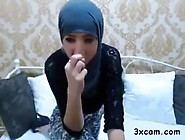 Arab Girl Twerking And Dancing On Webcam. Flv