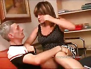 Russian Daddy Fucks His Cute Daughter While Mum At Work