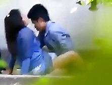 Free Sex Mms Of Nepali Girl Outdoor Fucked By Her Lover