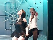 Ravishing Ladies Getting Totally Wet During Their Erotic Dance