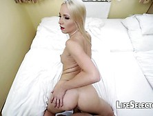 Sexy Kiara Lord Gets Her Pussy Slammed