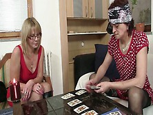 Old Grannies With Filthy Sex Fantasies Oliva And Terezie Sucking