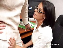 Penny Flame - Naughty Secretary