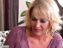 My 50-Year-Old Mother Is Still Very Hot And I Fuck Her Ass