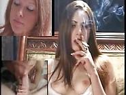 Smoking Femdom Tribute To Canadanon Joi