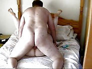 Chubby Girl Homemade Fuck