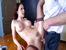 Chanel Preston Feels Like Shagging The New Guy At The Office