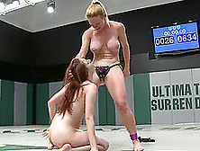 Darling And Iona Grace Have Rough Lesbian Sex After A Catfight