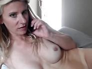 Platinum Blonde Bree Daniels Loves To Masturbate