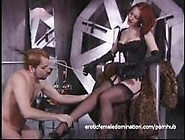 Stunning Redhead Looker Enjoys Whipping Her Extremely Horny Love