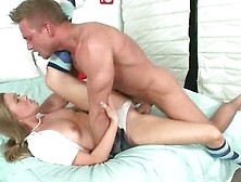 Zoe Mae Pounded By Bill Bailey