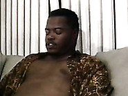 Horny Black Mom With Big Boobs Gives Deepthroat Blowjob.  Retro P