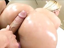 Huge Booty Whore Katja Kassin Ass Banged Deep By Big Shaft