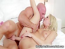 Fabulous Pornstars Johnny Sins,  Zoey Monroe In Horny Blonde Xxx