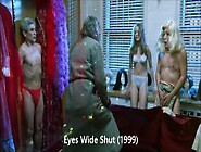 Eyes Wide Shut (1999): A Nymphet's Invitation To A Three-Wa