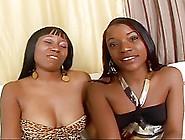 China Doll And Mocha Deelite Enjoy Some Hot Lesbo Sex